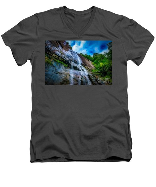 Chimney Rock Men's V-Neck T-Shirt