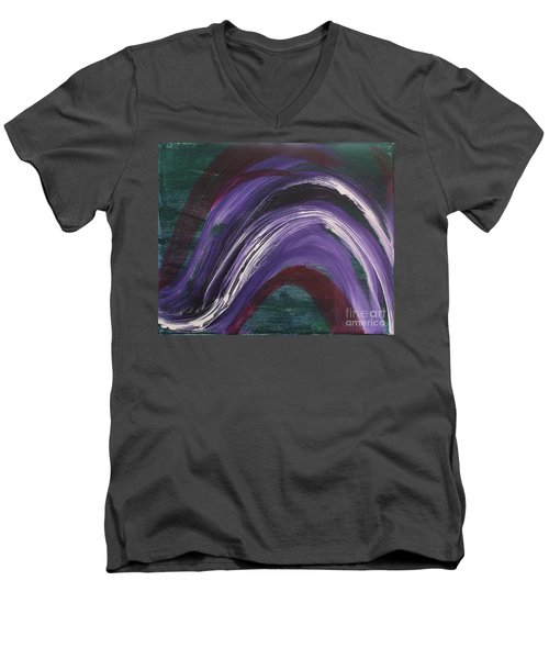 Waves Of Grace Men's V-Neck T-Shirt