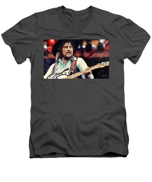 Waylon Men's V-Neck T-Shirt