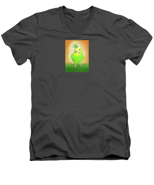 Wearin' Of The Green Men's V-Neck T-Shirt