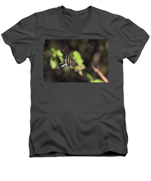 Web Builder Men's V-Neck T-Shirt