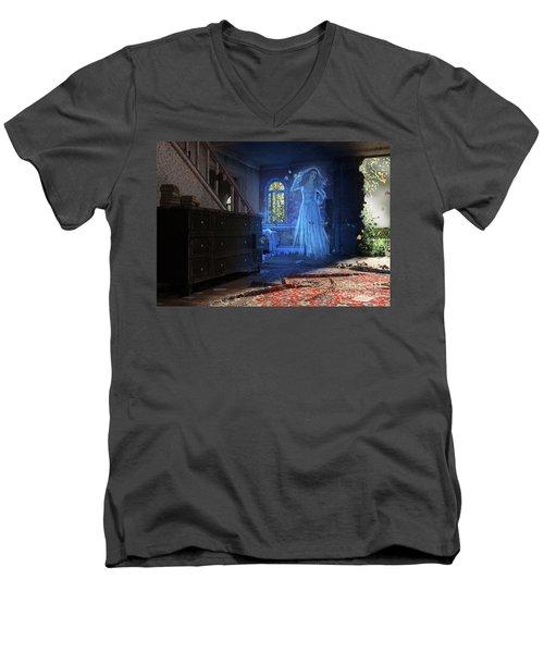 Wedding Calamity Men's V-Neck T-Shirt