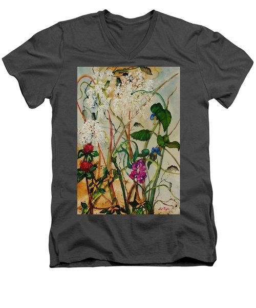 Weeds Men's V-Neck T-Shirt