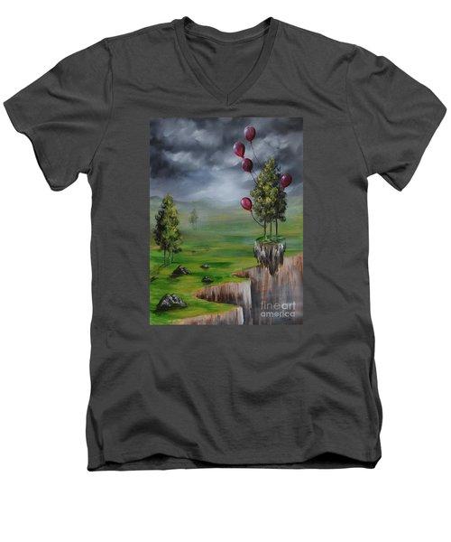 Weightless Men's V-Neck T-Shirt