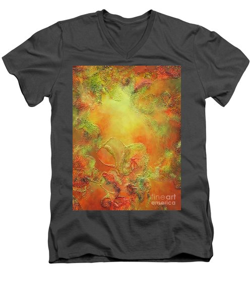 Welcome To Heaven Men's V-Neck T-Shirt