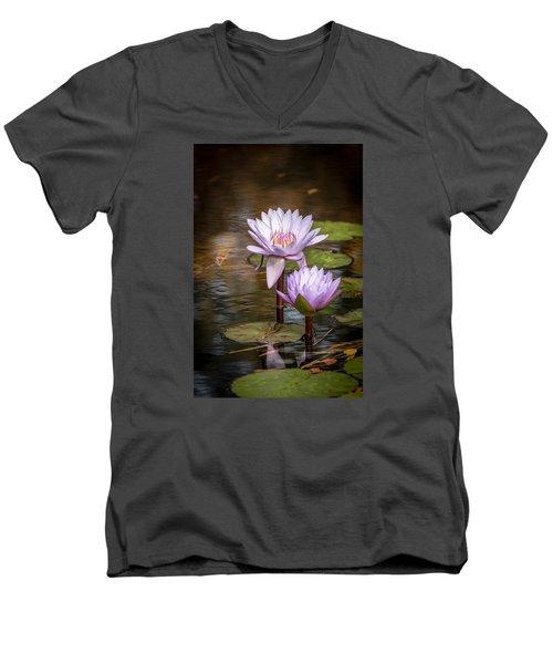 We'll Make It Last Forever Men's V-Neck T-Shirt by Wade Brooks