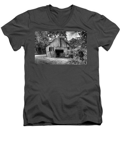 Wells Barn 5 Men's V-Neck T-Shirt