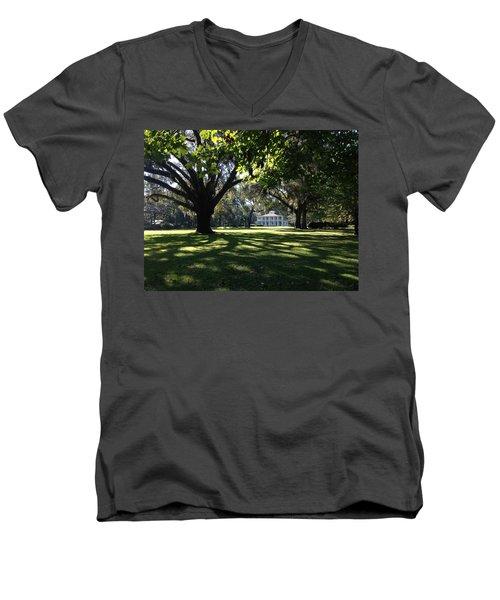 Wesley House Men's V-Neck T-Shirt