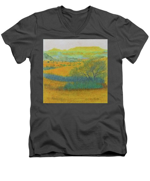 West Dakota Reverie Men's V-Neck T-Shirt