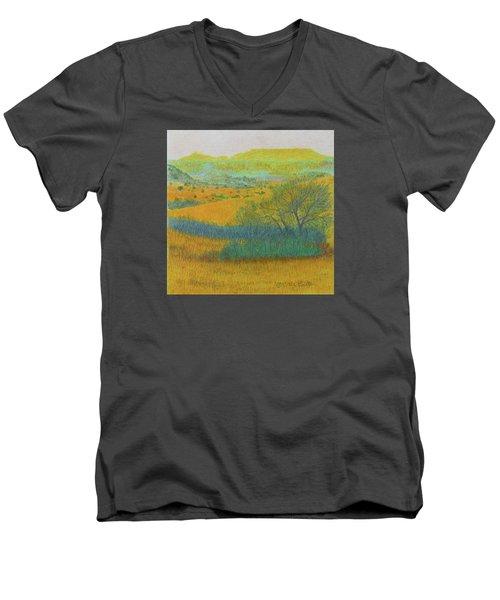 West Dakota Reverie Men's V-Neck T-Shirt