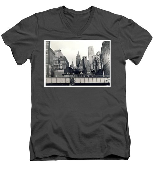 West Side Highway Men's V-Neck T-Shirt