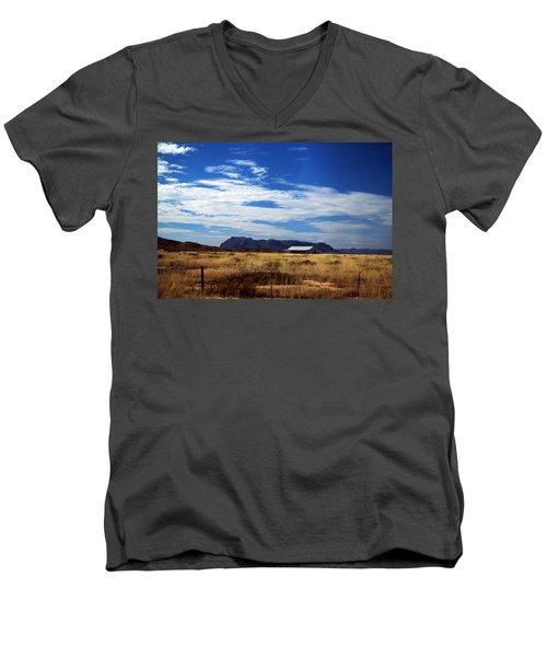 West Texas #1 Men's V-Neck T-Shirt