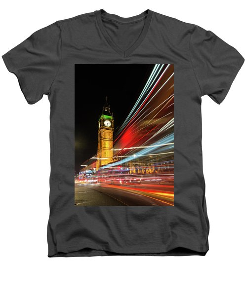 Westminster Men's V-Neck T-Shirt