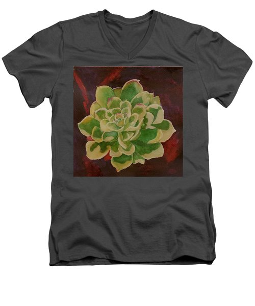 What A Chick Men's V-Neck T-Shirt