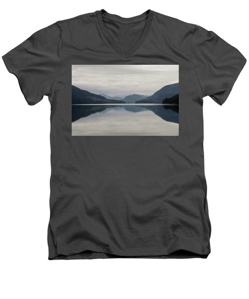 What, Do You See? Men's V-Neck T-Shirt