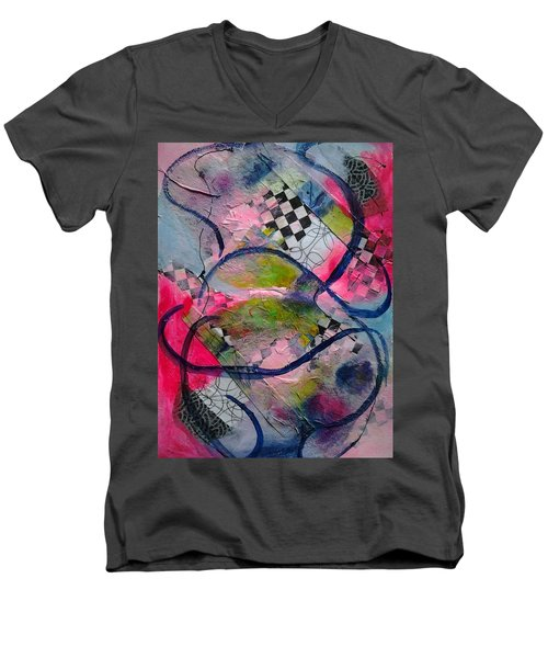 What's Not To Love Men's V-Neck T-Shirt