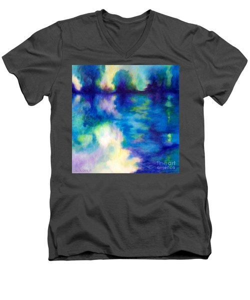 Where Dreams Reside Men's V-Neck T-Shirt