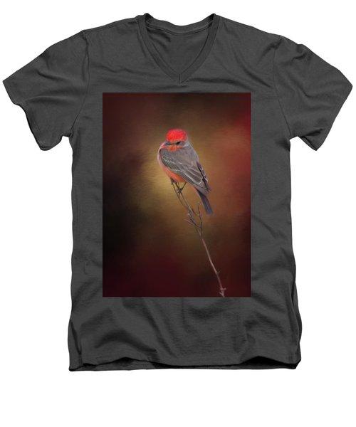 Where's That Bug? Men's V-Neck T-Shirt