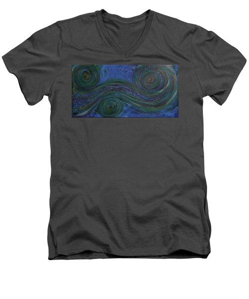 Whimsy 1 Men's V-Neck T-Shirt