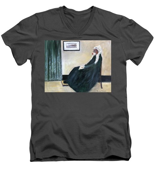 Whistlin Mother Men's V-Neck T-Shirt