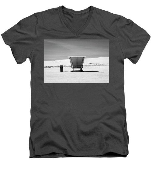 White Sands National Monument #10 Men's V-Neck T-Shirt