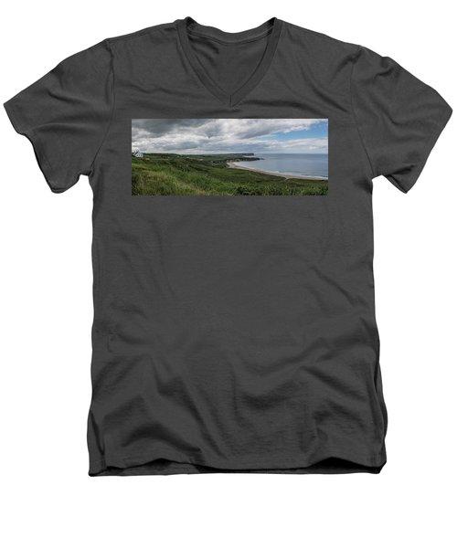 Whitepark Bay Men's V-Neck T-Shirt