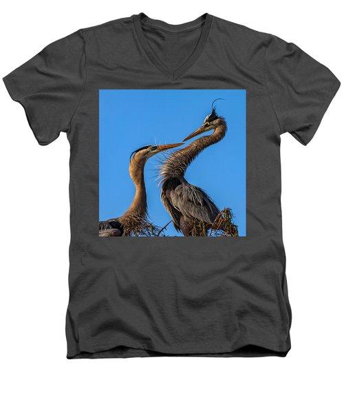 Whoaaaa Men's V-Neck T-Shirt