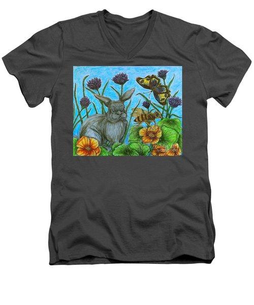 Whoa...incoming Men's V-Neck T-Shirt