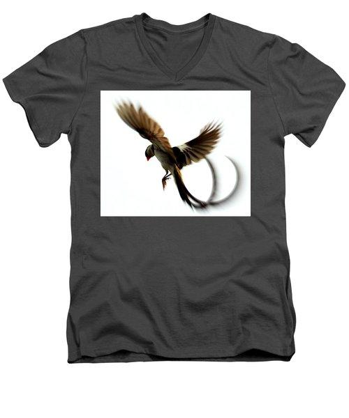 Whydah Abstract II Men's V-Neck T-Shirt