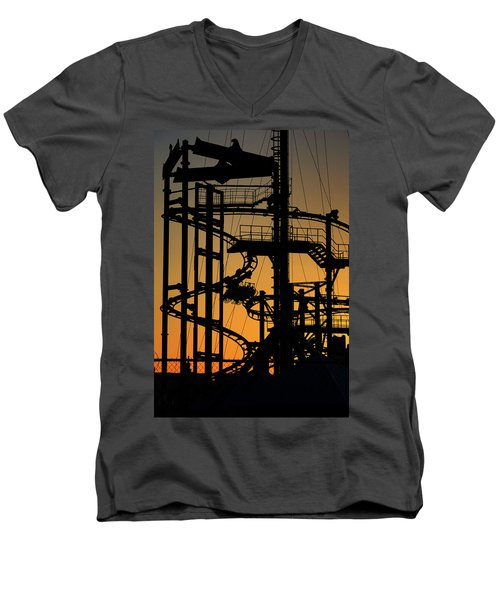 Wild Ride Men's V-Neck T-Shirt