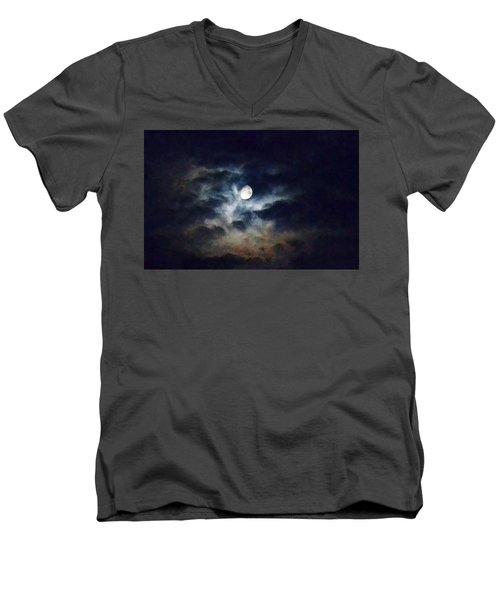 Wild Sky Men's V-Neck T-Shirt