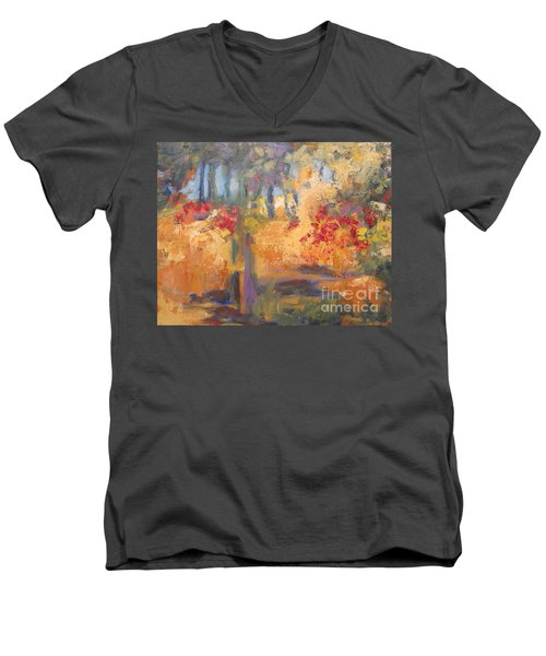 Wild Woods Men's V-Neck T-Shirt