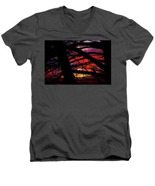 Wildlight Men's V-Neck T-Shirt
