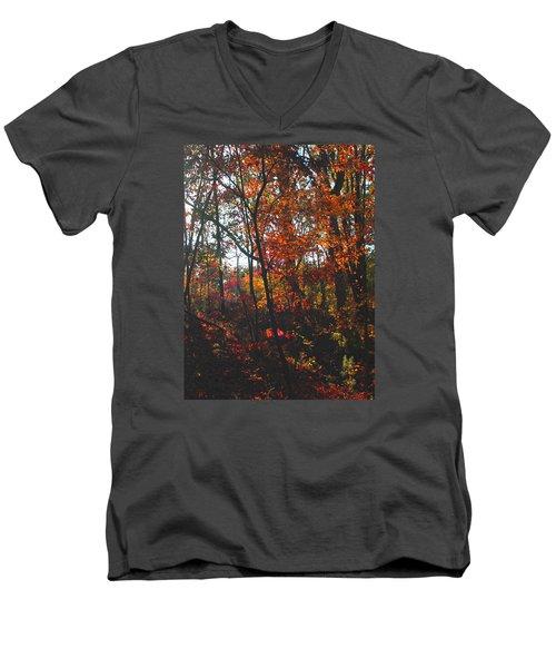 Wildwood Missouri Men's V-Neck T-Shirt