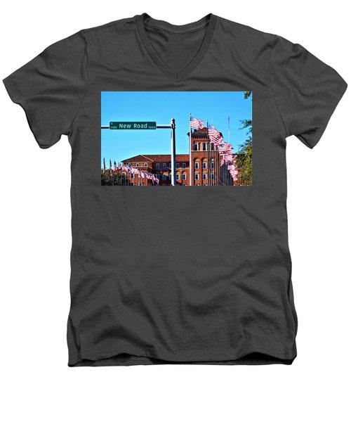 Will New Be Better ? Men's V-Neck T-Shirt