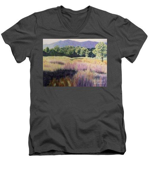 Willamette Meadow Men's V-Neck T-Shirt