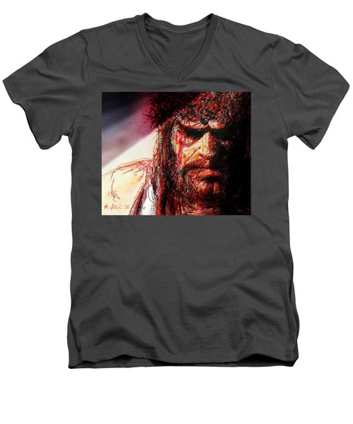 Willem Dafoe - Actor Men's V-Neck T-Shirt