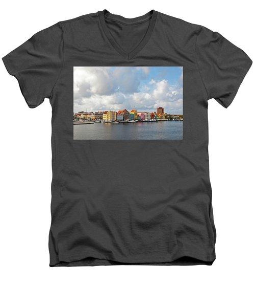 Willemstad Men's V-Neck T-Shirt