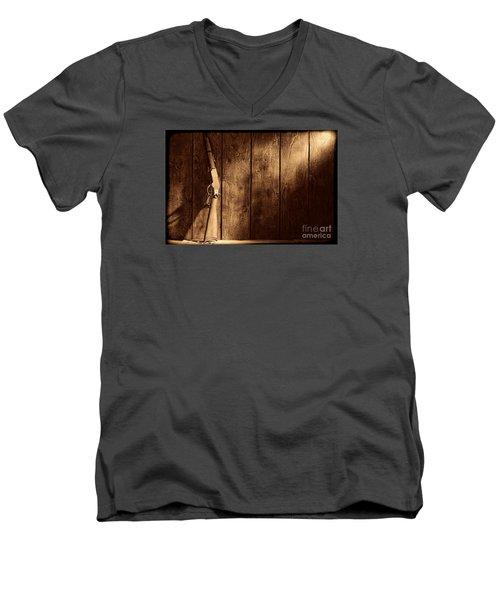 Winchester Men's V-Neck T-Shirt