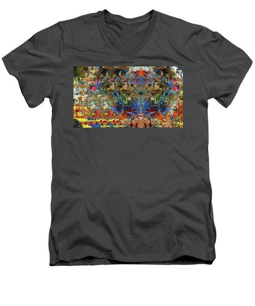 Windancer Men's V-Neck T-Shirt