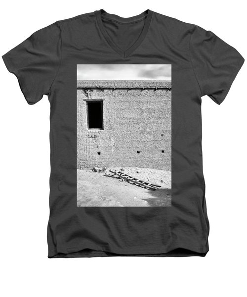Window And Ladder, Shey, 2005 Men's V-Neck T-Shirt
