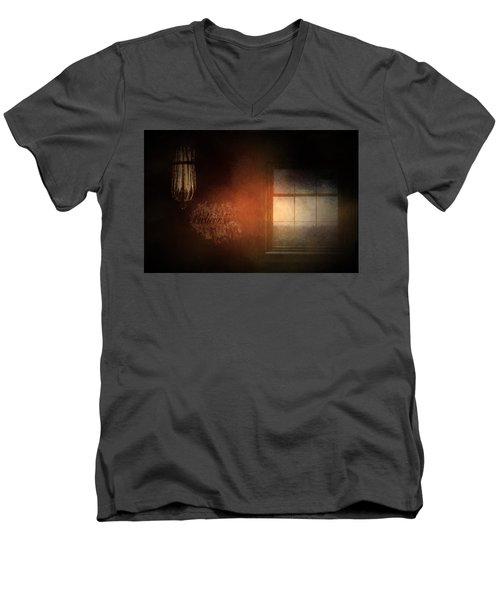 Window Art Men's V-Neck T-Shirt