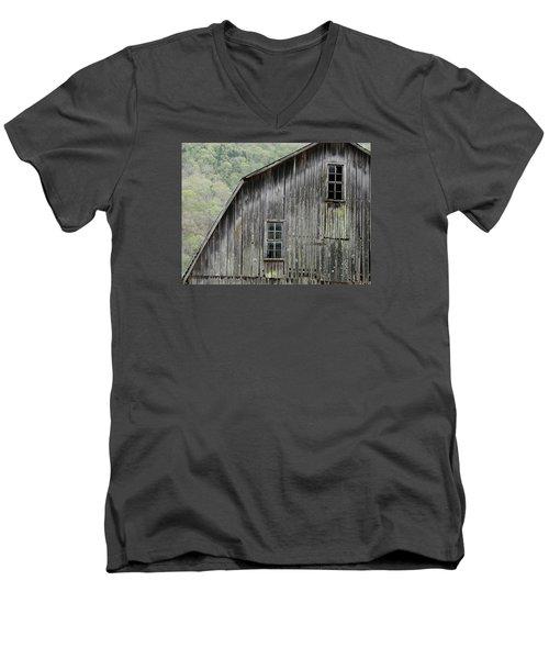 Windows Of The Past Men's V-Neck T-Shirt