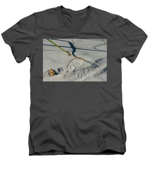 Winds Sand Scapes Men's V-Neck T-Shirt