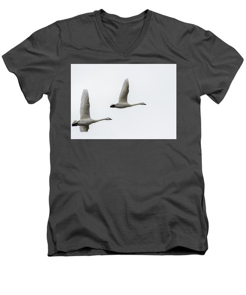 Winging Home Men's V-Neck T-Shirt