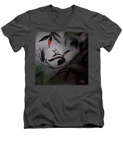 Wings Iv Men's V-Neck T-Shirt