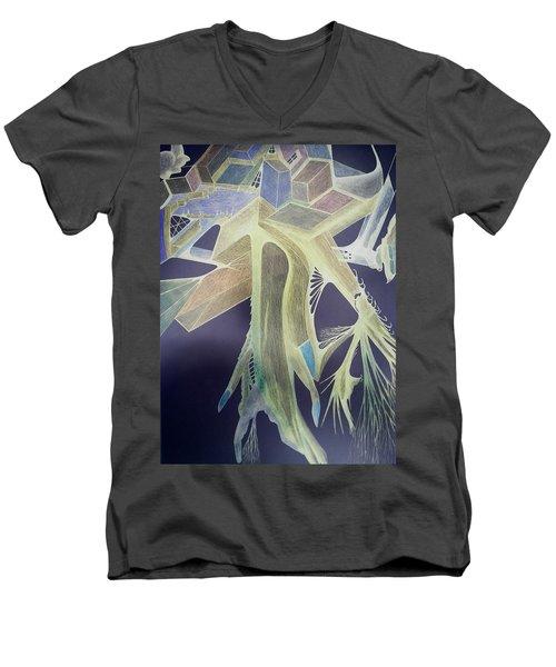 Winp 2 Men's V-Neck T-Shirt