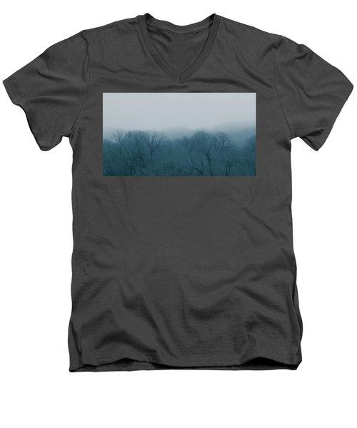 Winter Afternoon Men's V-Neck T-Shirt