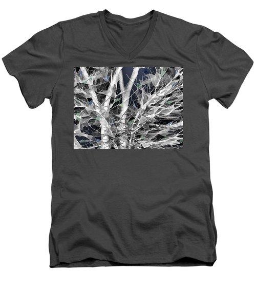 Winter Song Men's V-Neck T-Shirt