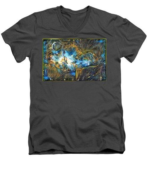 Winter Tale Men's V-Neck T-Shirt